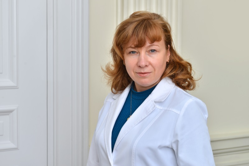 Nataly Pozhilenkova - Obstetrician-gynecologist and IVF specialist, USG specialist
